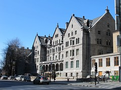 McGill University's Strathcona building