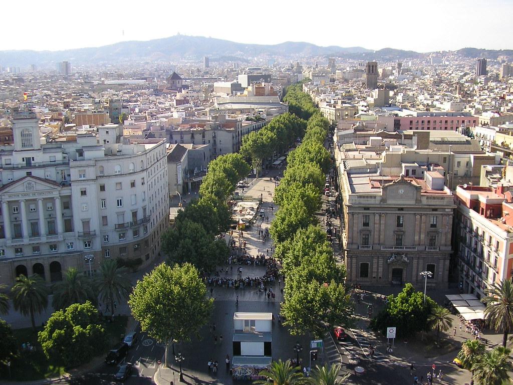 Las Ramblas in Barcelona, Top Things to do