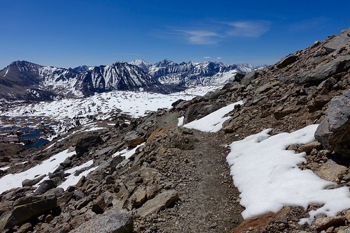 PCT m806, almost no snow! | by danlmarmot