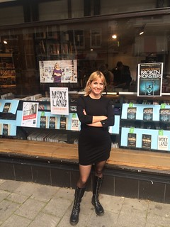 Lauren Beukes 2015   by The American Book Center