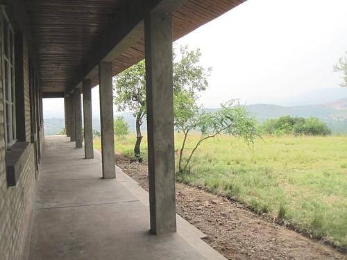 View from Veranda   by educate.tanzania