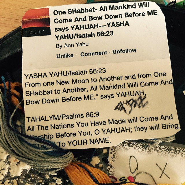 YASHA YAHU/ISAIAH 66:23=From one New Moon to another and f… | Flickr