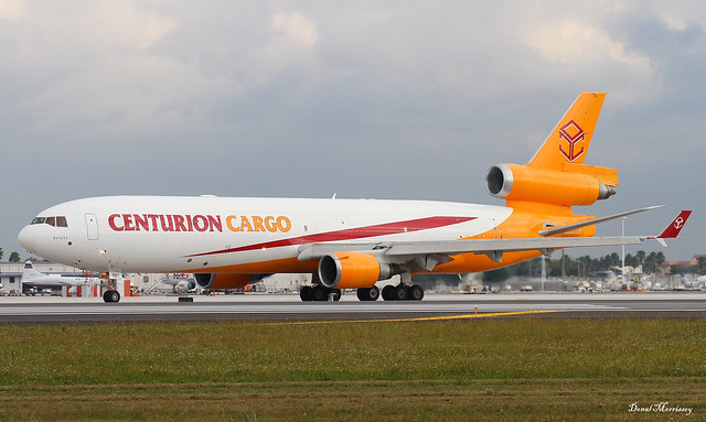 Centurion Air Cargo MD-11F N987AR