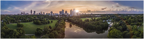 atlanta sunset skyline georgia golden us cityscape unitedstates pano panoramic lensflare atlantaskyline piedmontpark dji piedmontparkatlanta aerialpanoramic aerialskyline flickrtravelaward atlantafromtheair djiphantom djiphantompro djiphantompro3 djiphantomprofessional3 atlantapanoramic aerialatlanta