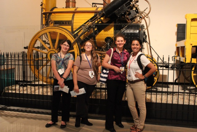 NSLC Biotechnology: Museum of Science & Industry August 11, 2015