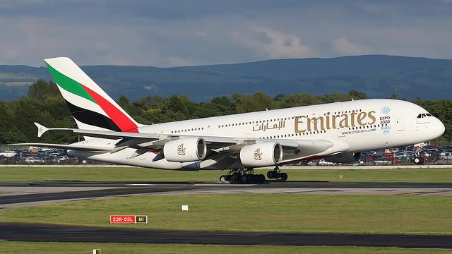 Emirates A6-EEQ 20-6-2015