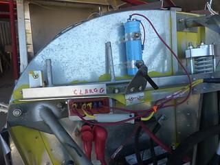 Capacitor install | by ukpylot
