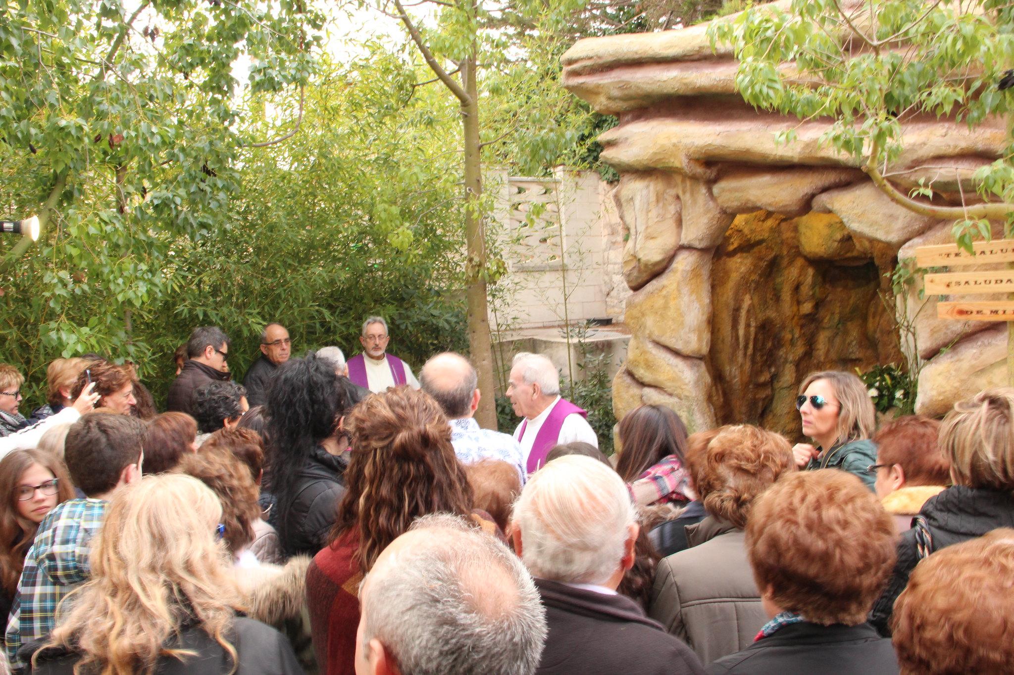(2016-02-13) - Inauguración Virgen De Lourdes, La Molineta - Archivo La Molineta (060)