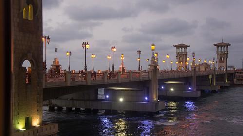 Alexandria's Stanley bridge | by Kodak Agfa
