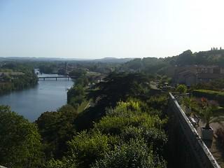 Balade à Fumel - Lot-et-Garonne - août 2010