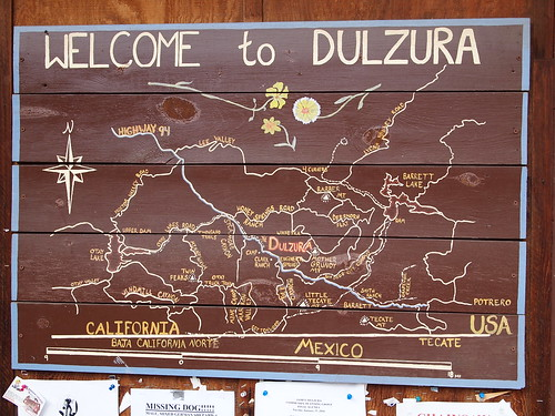 Welcome to Dulzura, CA
