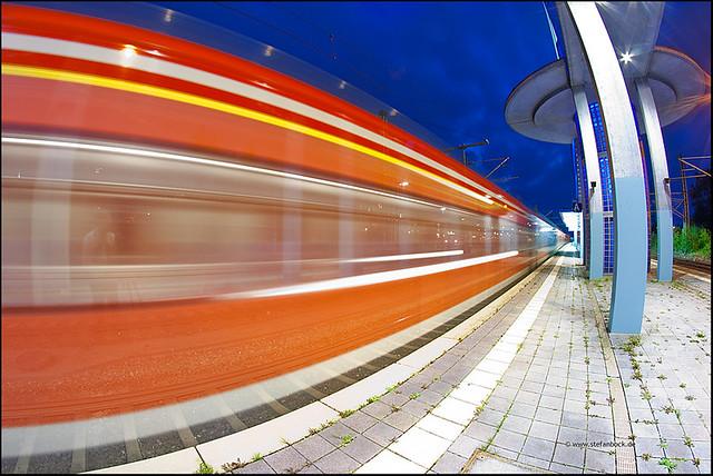 S Bahn Nordstadt