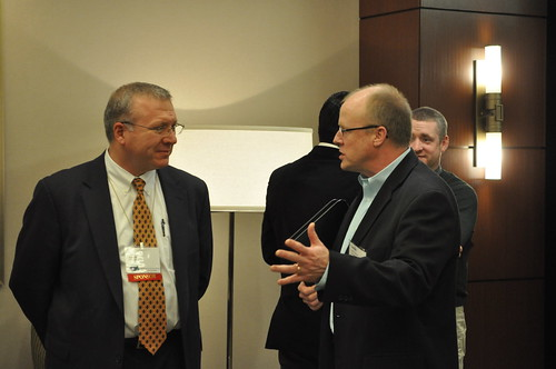 Michigan Local Government Management Association Members Network During 2011 Winter Convention