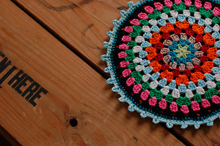 2011 Swap Potholder #1 | by helloyarn