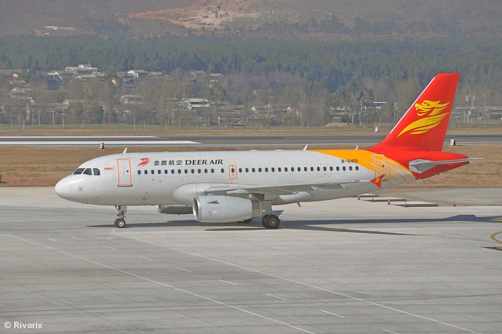 LJG - Deer Air (B-6401)