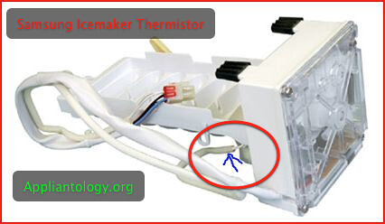 Samsung Icemaker Thermistor | For free repair help, go to ww… | Flickr