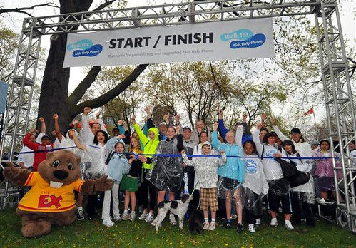 Toronto Start Line (Small) | by kidshelpphone