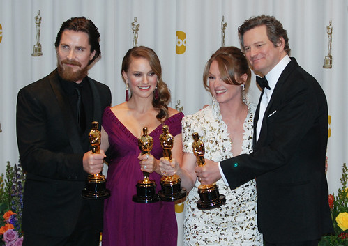'The King's Speech' sounds off on Oscars night [Image 2 of 4] | by DVIDSHUB