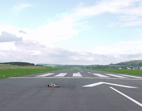 Sleeping on the runway at Sligo Airport | by john.collison