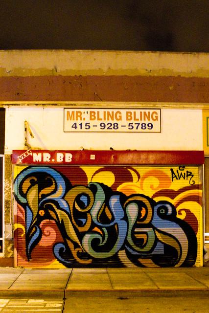 Mr. Bling Bling & Reyes