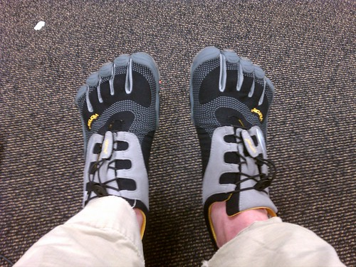 Trying some new vibrams