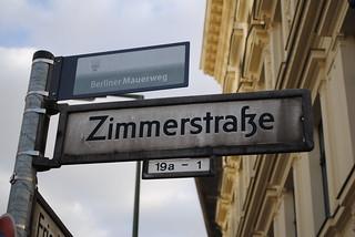 Zimmerstraße - Berliner Mauerweg | by Oh-Berlin.com