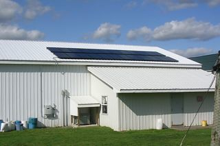 Wyoming County Correctional Facility | by Solar Liberty