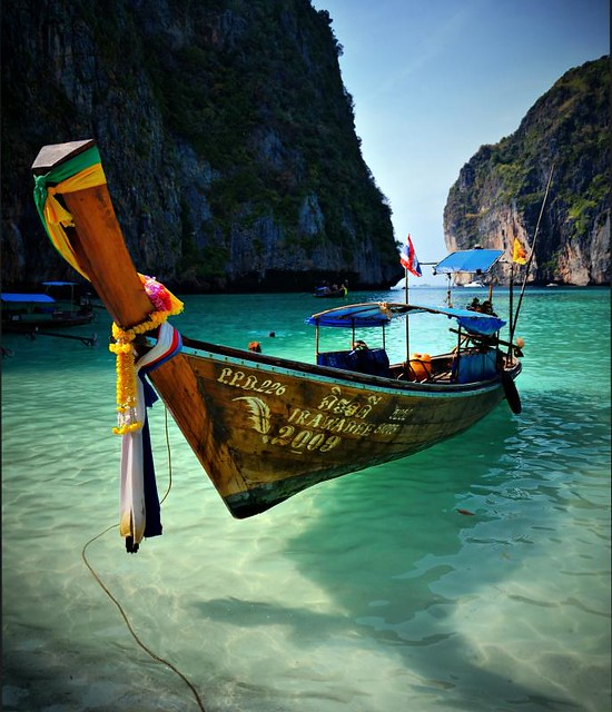 Koh Phi Phi Leh: Please Don't Use This Image On