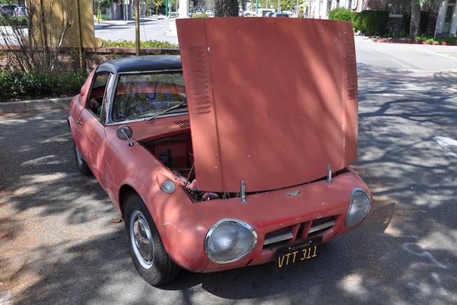 1967 Toyota Sports 800
