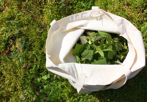 Nettle sack | by La.Catholique
