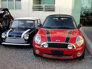 who is the real mini?