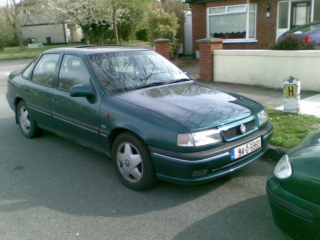 1994 Vauxhall Cavalier CDX 2 0 16V Mk3 (UK Import) | Flickr