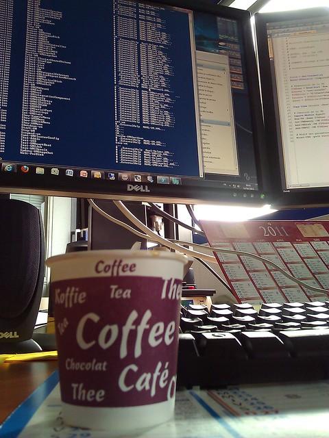 coffee & powershell