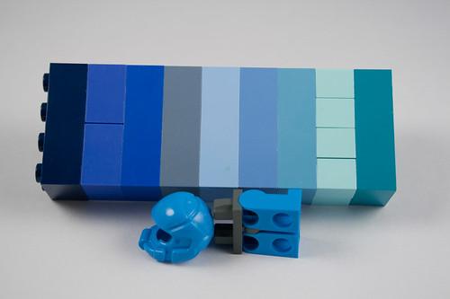 Azure Blue Comparison | by sidersdd