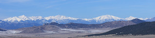 Sawatch Range 14ers from near Silver Cliff | by dph1110