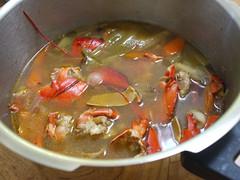 火, 2011-05-31 10:37 - スープその1:ロブスタースープ