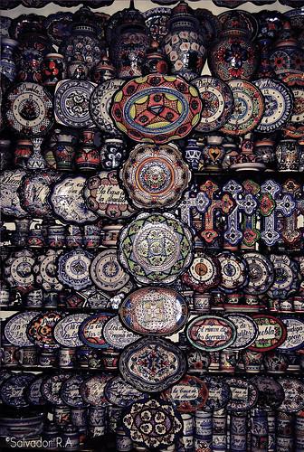 Herrajes Puerta - Templo Conventual de San Jerónimo - Puebla - México