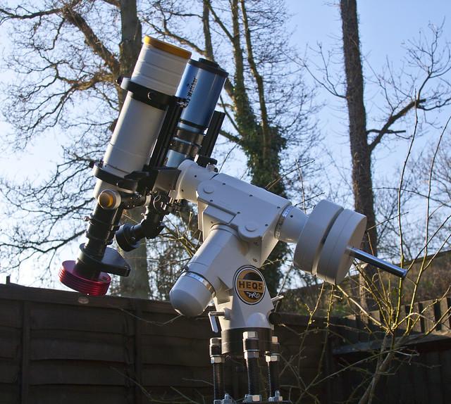 New Mount - Skywatcher HEQ5 Pro