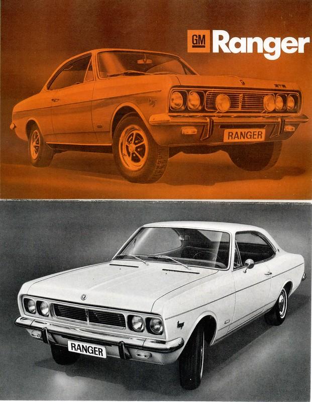1971 GM Ranger (Belgium) P1