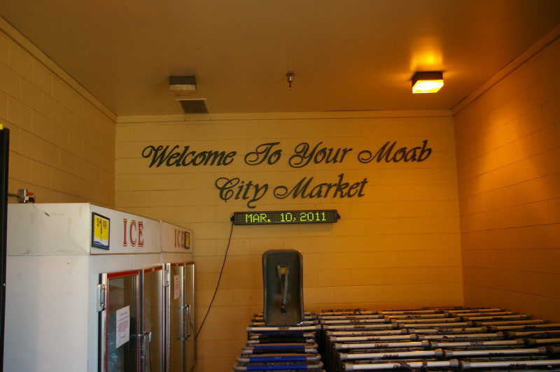 City Market Moab >> City Market Moab Utah Geepstir Flickr