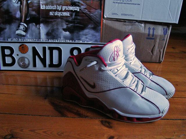 online store b8e2c 9f2ea ... Nike Shox Vince Carter II (2)   by  BND