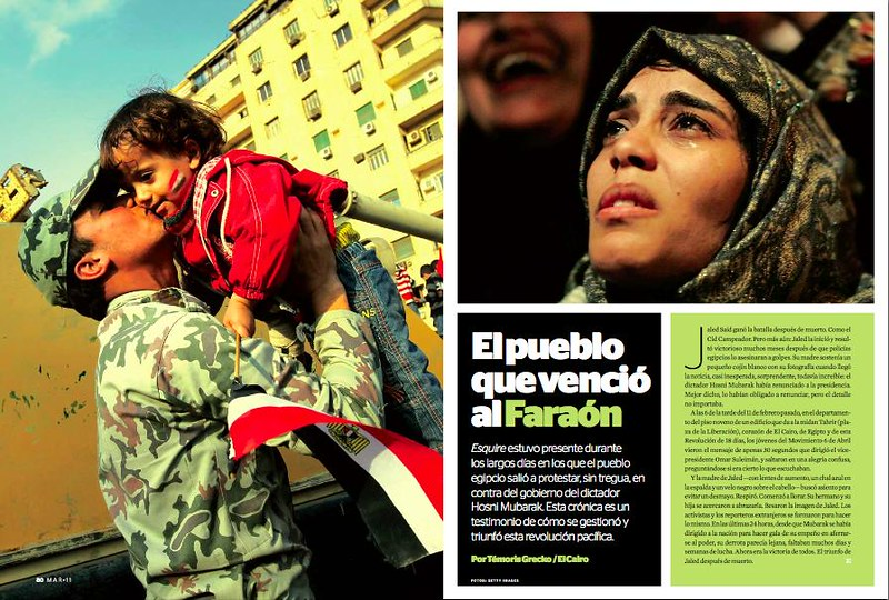 2011 pdf esquire egipto