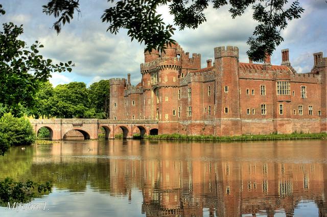 Herstmonceux Castle 2.