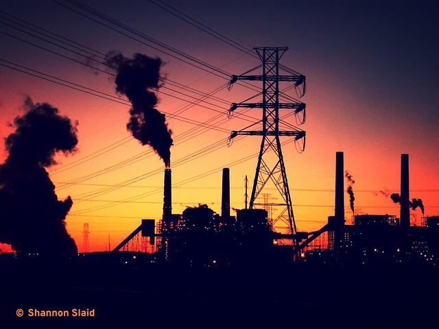 W.A.Parish Power Plant