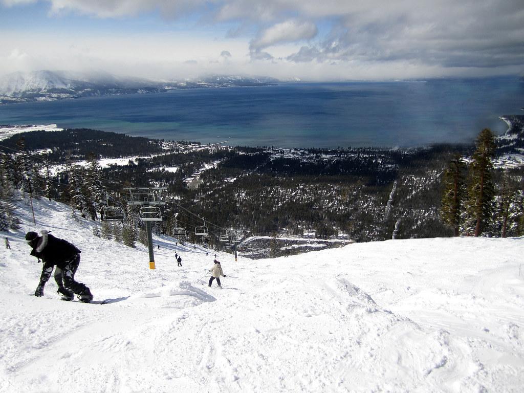 Heavenly California Lodge >> Heavenly California Lodge Heavenly Ski Resort South Lake Flickr