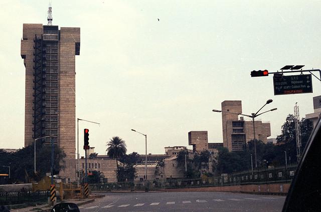bangalore - Vishveshwaraiah Towers 9