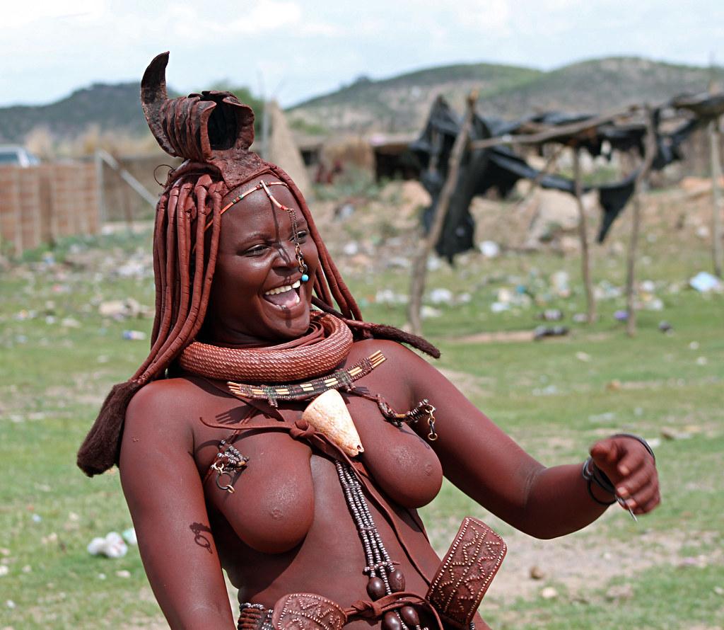 Namibia Tribe Girls Nude