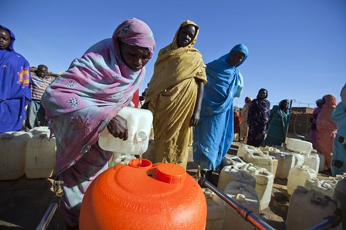 Water Rollers | by UNAMID Photo