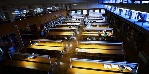 Biblioteca F. Farmacia