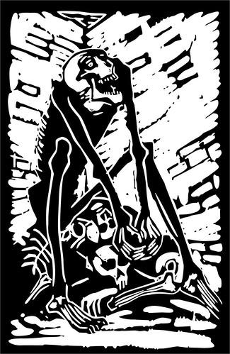 Skeleton - Adolf Vogel